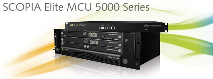 RADVISION SCOPIA Elite MCU5000series